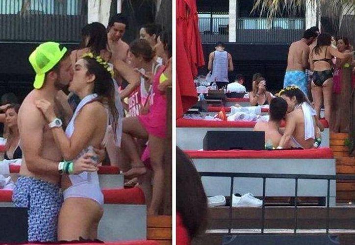 El caso de Lady Coralina se volvió objeto de miles de burlas y críticas en redes sociales por besar a un hombre en su despedida de soltera. (Facebook)