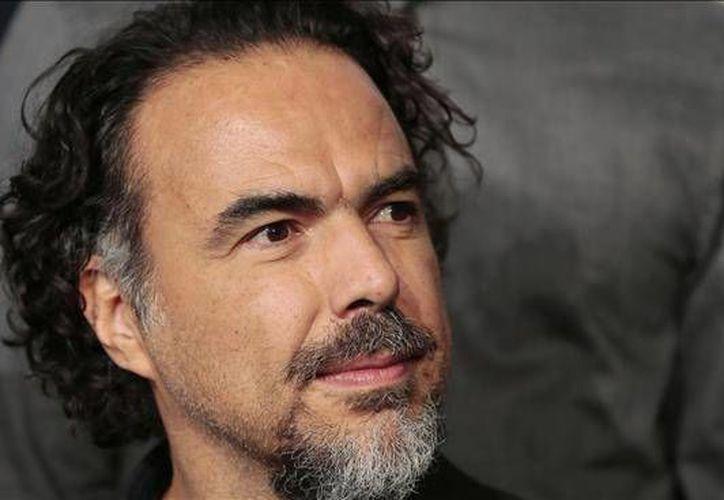 """Alejandro González Iñárritu abrirá el año con """"The Revenant"""", una película de supervivencia y venganza que se desarrolla en la América del siglo XIX. (EFE)"""