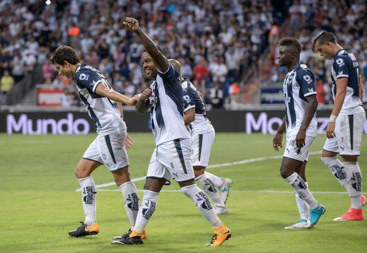 Los Rayados del Monterrey cayeron ante Tigres en la final. (Foto: Getty Images)