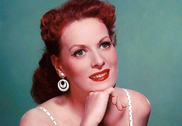 Maureen O'Hara, quien fuera la actriz  preferida del director John Ford falleció este sábado en compañía de su familia en Idaho, Estados Unidos. (Archivo /media.irishcentral.com)