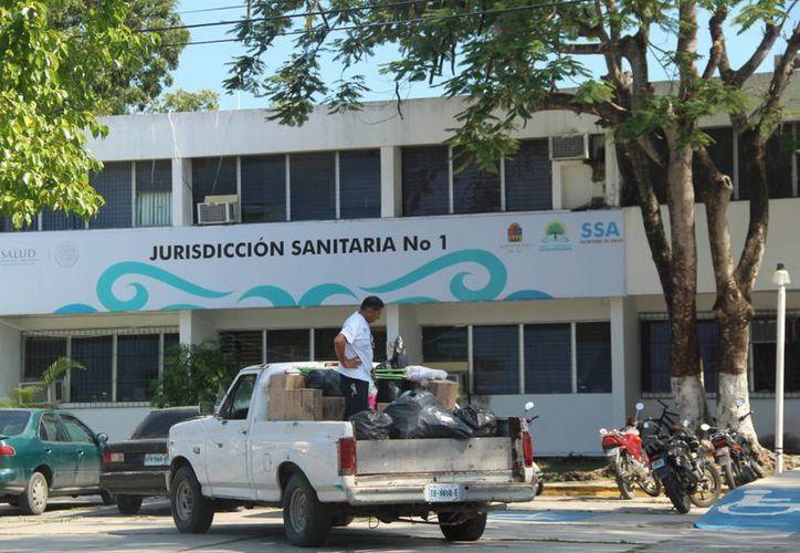 La Secretaría de Salud en el Estado puso en marcha desde 2007 el Programa Caravanas de la Salud. (Eddy Bonilla/SIPSE)
