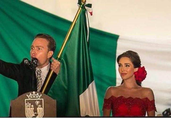 La medida coincide con la misma cancelación de los actos posteriores al Grito, anunciados por Enrique Peña Nieto. (Cuartoscuro)