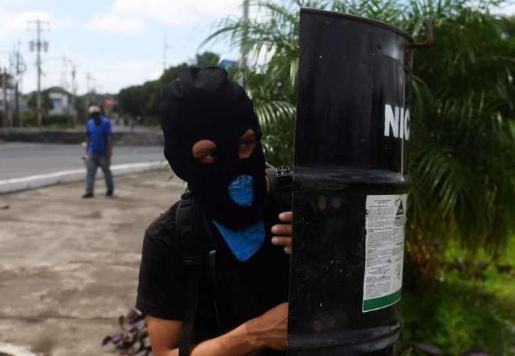 Los nicaragüenses han sufrido altos índices de represión en estos últimos días. (vanguardia.com)