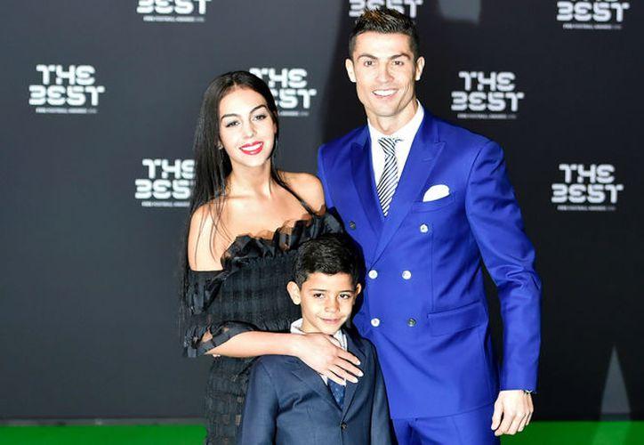 Hacía meses que se rumoreaba sobre el posible embarazo de Georgina Rodríguez, novia de Cristiano Ronaldo. (Getty Images).