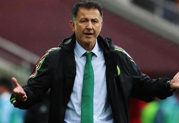 El contrato de Osorio con la Selección Mexicana, terminó cuando fue eliminada por Brasil. (La Neta Noticias)