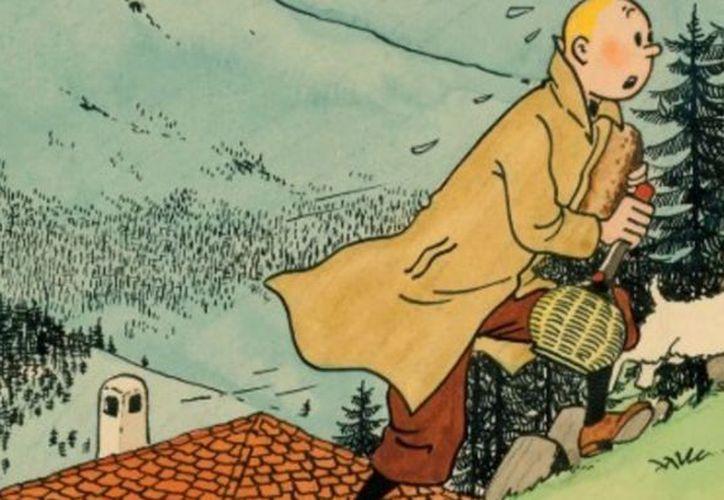 El icónico personaje ha sido inspiración de muchas obras e incluso una película. (El Clarín)