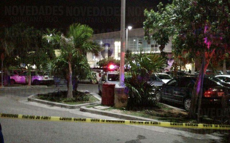 Dos muertos en balacera del Gran Plaza de Cancún