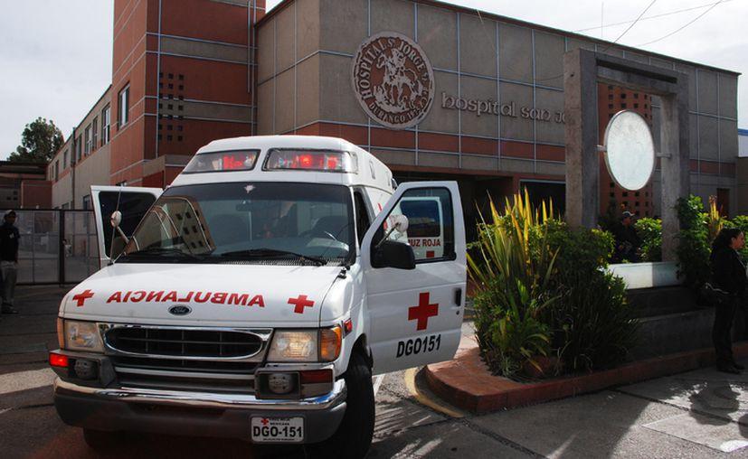 'El Canelillo' fue internado en el hospital San Jorge, de Durango. (Internet)