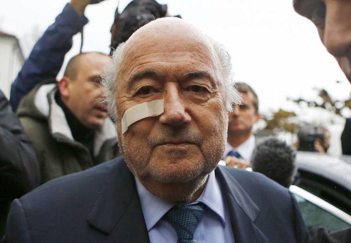 El TAS comprobó que Joseph Blatter cometió una violación a la ética de la FIFA, luego de los muchos casos de corrupción ocurridos en su etapa como presidente.(Matthias Schrader/AP)