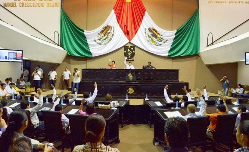 Por unanimidad, la LX Legislatura aprobó la Ley de Planeación para el Desarrollo del Estado. (SIPSE)