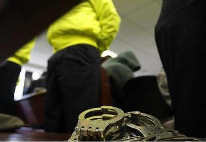 Dos policías fueron enviados a la cárcel, otro obtuvo medida de aseguramiento domiciliaria.  (Foto: COLPRENSA)