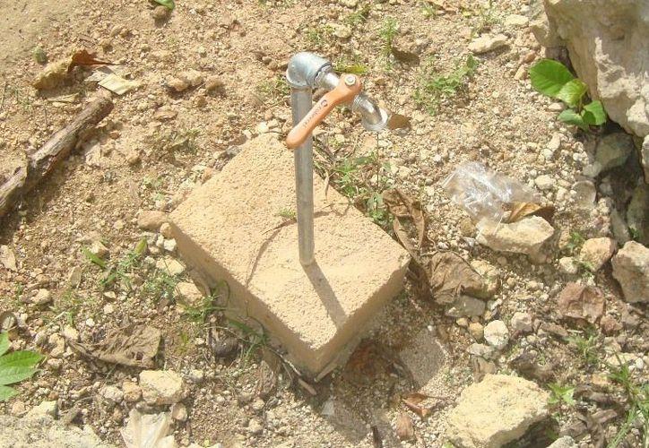 La red disponible de agua potable cumplió 30 años de antigüedad. (Redacción/SIPSE)