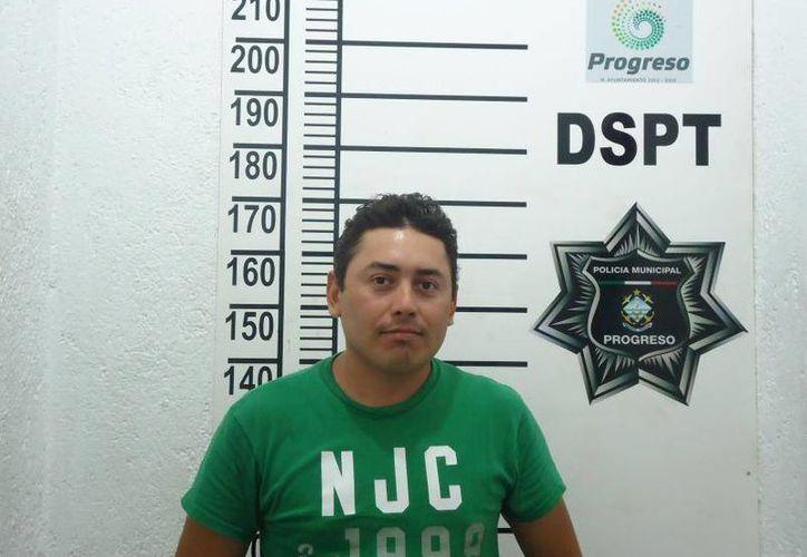 Gaspar Núñez Martínez es empleado del Instituto de Becas y Crédito Público del Estado de Yucatán. (SIPSE)