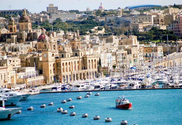 """Malta es considerado como uno de los """"paraísos fiscales"""" que dan los beneficios de bajos impuestos o nulos. (Redacción)"""