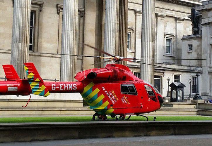 El menor siguió las instrucciones del servicio de emergencias . (Foto ilustrativa de RT)