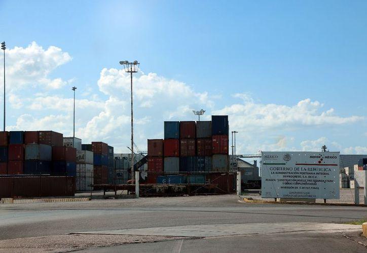 La Zona Económica Especial de Progreso dará impulso a las actividades comerciales en la región. (Milenio Novedades)