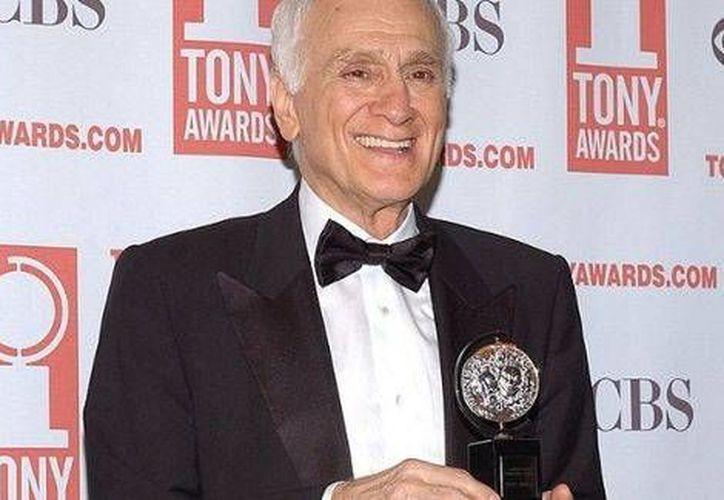 El actor Dick Latessa formó parte del comité de los premios Tony, los cuales son entregados cada año a lo más destacado del cine. (Foto tomada de Milenio Digital)
