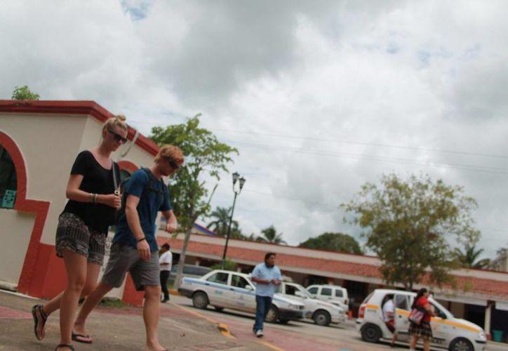 Tratarán de incrementar el turismo los fines de semana en el sur del estado. (Javier Ortiz/SIPSE)