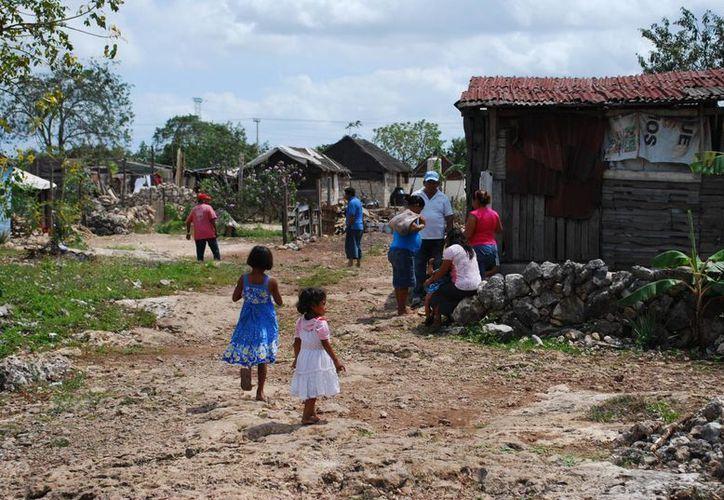 """""""Huellas de Pan"""" ofrece apoyo a familias de escasos recursos. (Archivo/SIPSE)"""