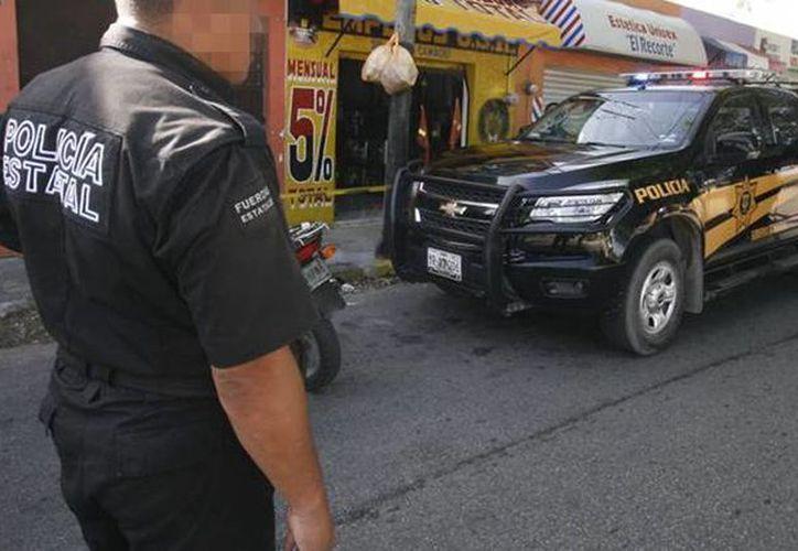 Elementos de la SSP lograron capturar a los agresores de un anciano a quien intentaron asaltar dentro de su casa en Mérida. (Archivo/SIPSE)