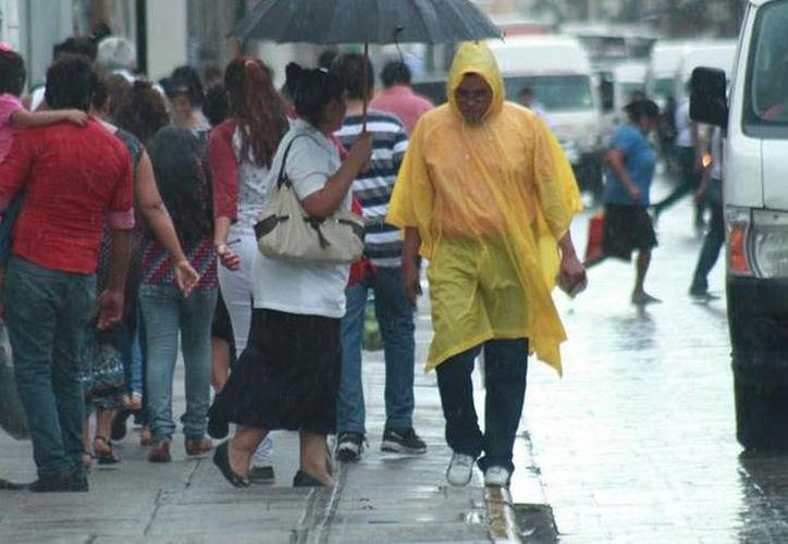 La intensa onda de calor seguirá, aunque se prevén tormentas en diversas regiones de al menos 13 estados del país. (SIPSE)