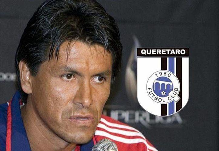 Claudio Suárez trabajará en un club recién enviado a la Liga de Ascenso. (foxsportsla.com/Archivo)