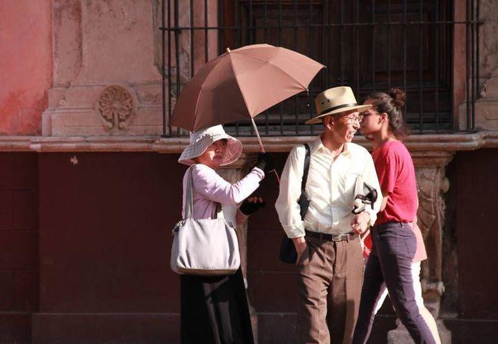 Las mañanas frescas y tardes sumamente calurosas continúan en Yucatán. (Archivo/ Milenio Novedades)