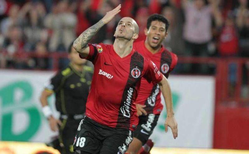 Benedetto es líder de goleo del Apertura 2013 | Noticias de México y ...