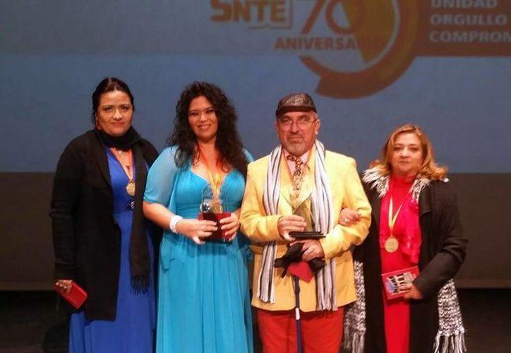 La final del concurso se realizó en el teatro Metropólitan, de Querétaro. (Milenio Novedades)