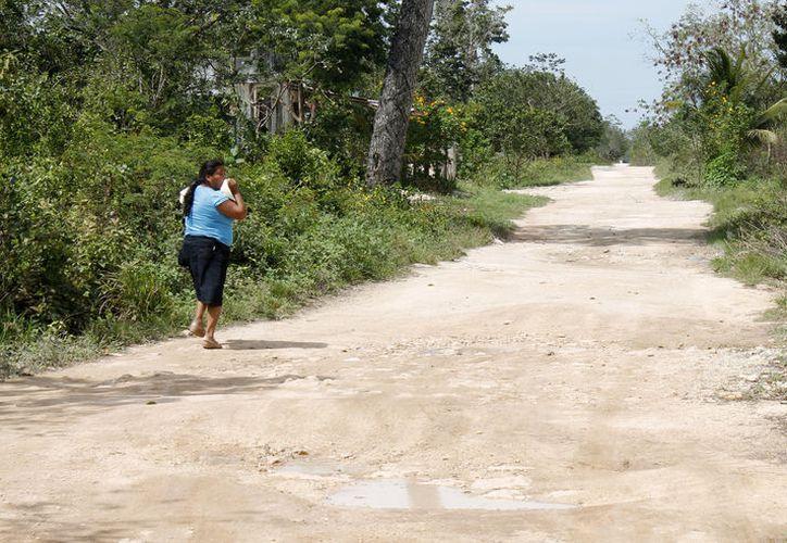 Serán consideradas en la primera etapa de regularización de la tenencia de la tierra al menos 43 colonias. (Redacción/SIPSE)