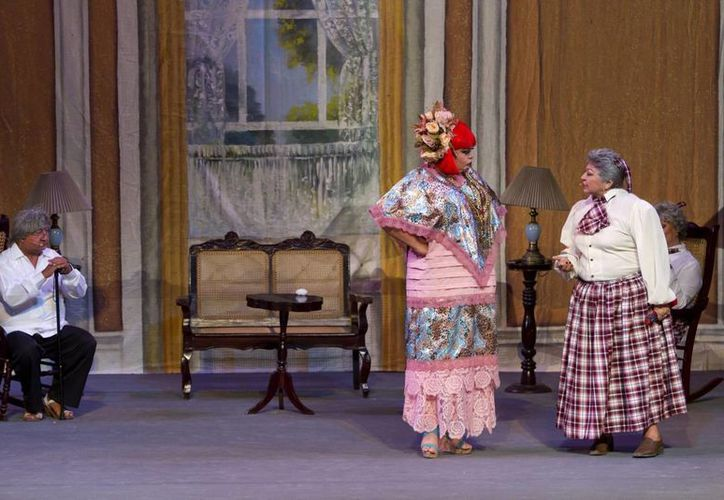 El Festival de Teatro 'Wilberto Cantón' cerró su edición 2015 con 70 obras y la participación de 300 actores. (Archivo/Notimex)