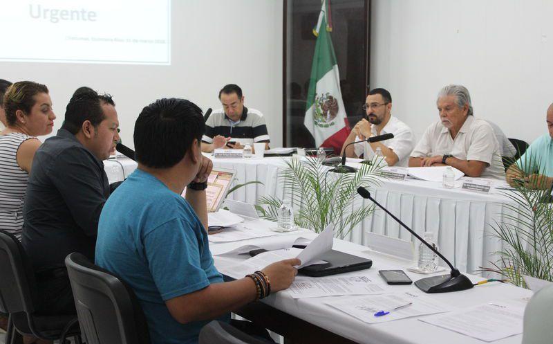 El Ieqroo recibió un documento, mediante el cual el partido solicita la separación de la alianza Juntos Haremos Historia. (Joel Zamora/SIPSE)