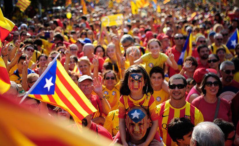 Alemania ha sido la primer nación en no reconocer la independencia de Cataluña.  (StarMedia)