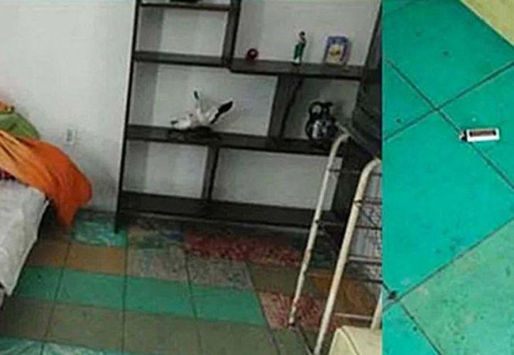 Un hombre en Aguascalientes roció con alcohol a su esposa para después prenderle fuego. (AContraLínea).
