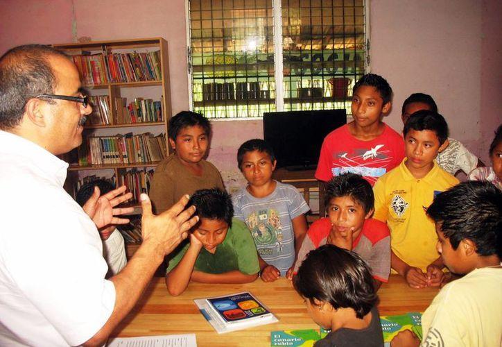 La lectura es un buen instrumento para unir a comunidades diferentes. (Milenio Novedades)