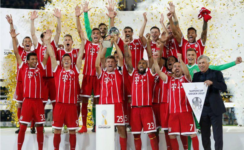 Con esta victoria, el conjunto se ha convertido en el equipo que más ha ganado esa copa. (Foto: El Espectador).