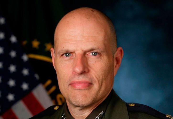 Ronald Vitiello, nuevo jefe nacional de la Patrulla Fronteriza de Estados Unidos. (Notimex)