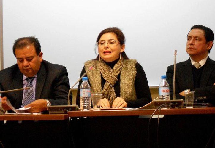 Mónica Soto: hay poca participación de las mujeres como consejeras locales. (formulabcs.com/Archivo)