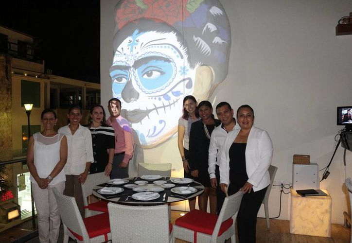 Miembros de la Asociación de Concierge de México región Sureste se reuneron esta semana en Playa del Carmen. (Adrián Barreto/SIPSE)