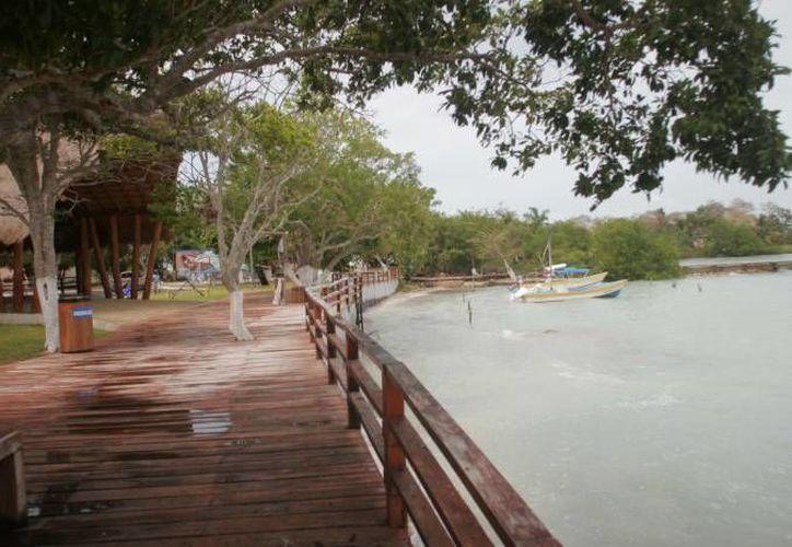 En el balneario público de la comunidad de Calderitas, murió ahogado un menor de cuatro años. (Redacción/SIPSE)