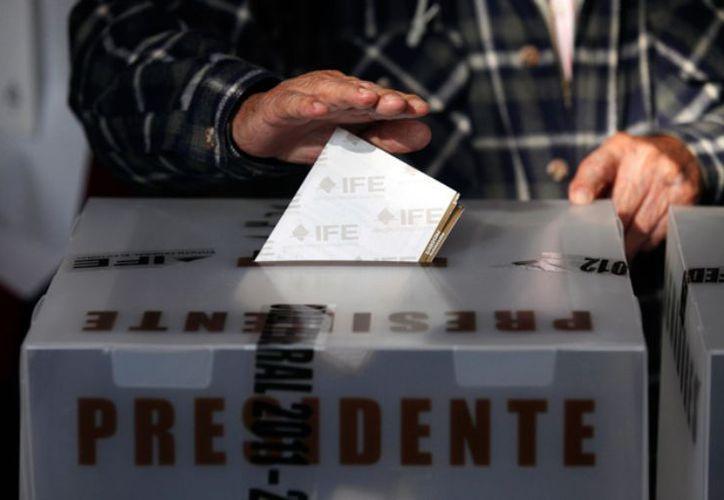 Las tendencias de votación que arrojen los resultados de los conteos rápidos se darán a conocer alrededor de las 23 horas. (Internet)