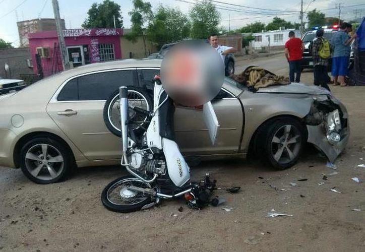 Este año han muerto en Yucatán 22 personas en accidentes de tránsito, cuatro de ellas fallecidas entre la noche del martes. (SIPSE)