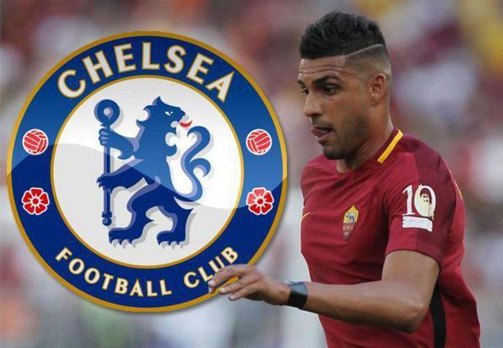 El defensor brasileño Emerson Palmieri ya es parte del Chelsea, el anuncio oficial se dió este martes. (Contexto/Internet)