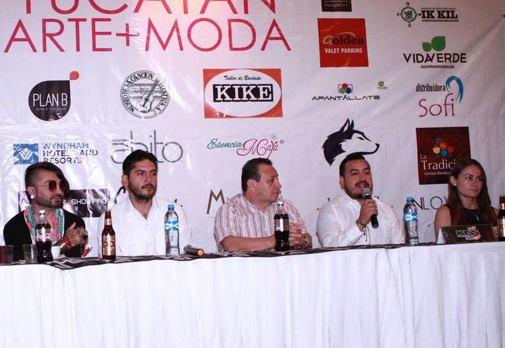 En la presentación se dieron todos los pormenores del evento. (Jorge Acosta/Milenio Novedades)