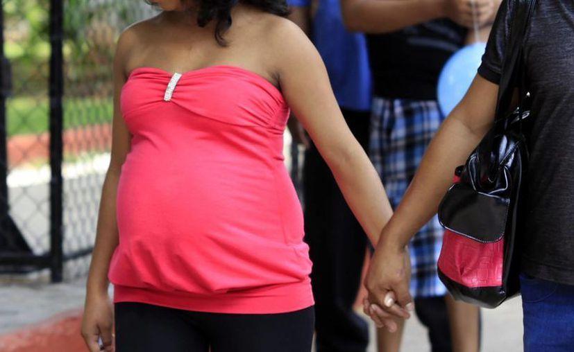 Además '40 Días por la Vida' busca apoyar a las mujeres embarazadas que piensan en interrumpir el ciclo. (Milenio Novedades)