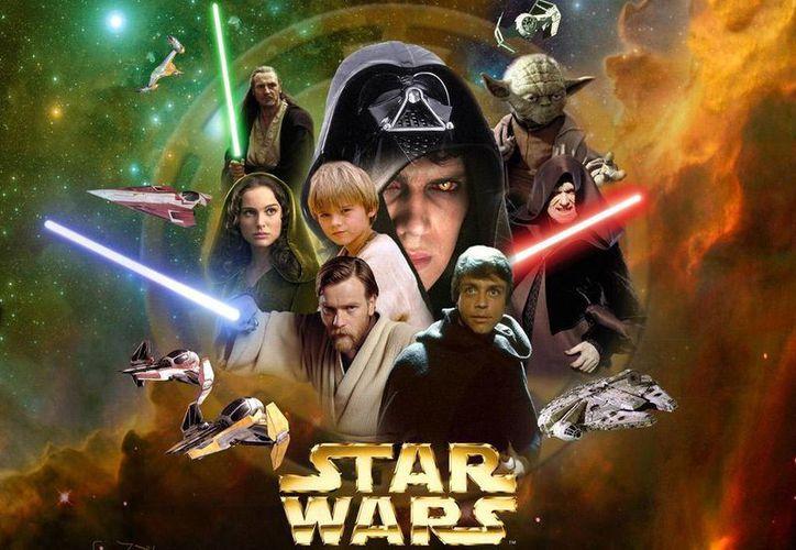 La compañía Disney, que adquirió los derechos de Lucasfilm. (planetasprohibidos.blogspot.com)