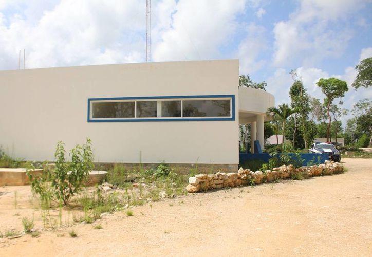 Requieren de al menos cinco millones de pesos más para la construcción de una glorieta (Bnejamín Pat/ SIPSE)