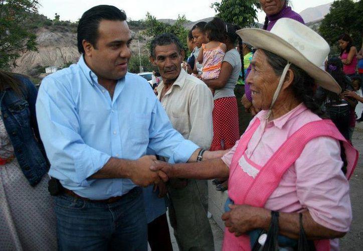 Luis Bernardo Nava, diputado local del PAN en Querétaro. (Facebook)