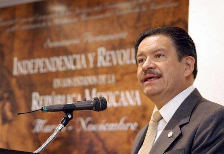 Navarrete se reunirá con mandatarios y dirigentes del PRD en los estados. (Archivo/SIPSE)