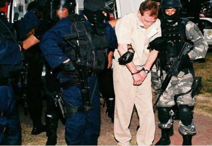 Héctor Luis Palma Salazar fue capturado en Jalisco en 1995. (Milenio)